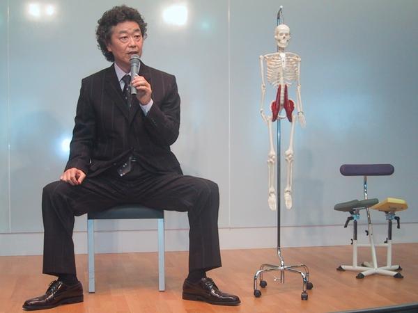 高岡英夫先生が立甲について解説