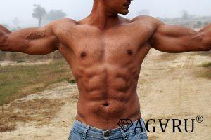ダイヤモンドプッシュアップで鍛えられる筋肉